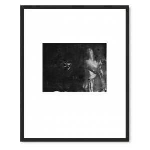 RENATA VOGL, ORIGINAL FERROTYPE, LIMITED EDITION 1/1 SIGN""
